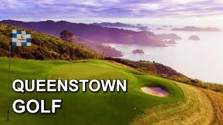 Queenstown New Zealand Golfing Holiday