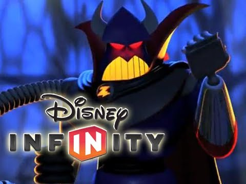 Disney infinity - Magazine cover