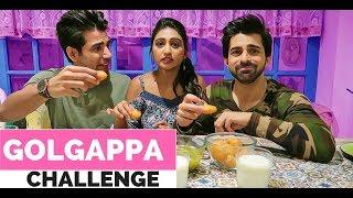 Golgappa Challenge | Rimorav Vlogs