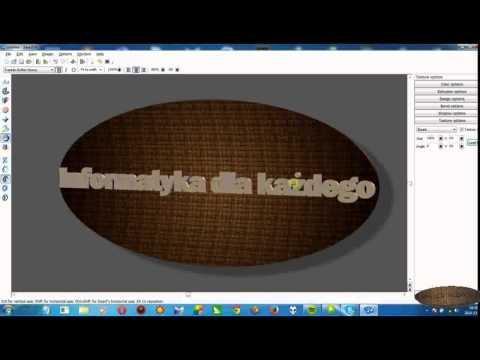 xara3d jak wstawić teksture jako tło