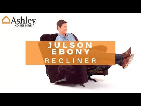 Ashley HomeStore   Julson Burgundy Recliner