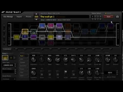 Fremen's Axe Fx II presets v11 05