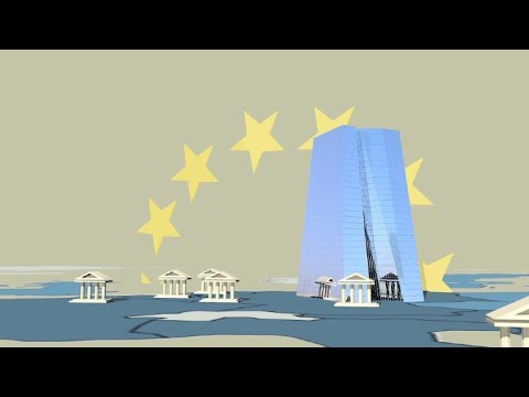 European Central Bank | AFP Animé