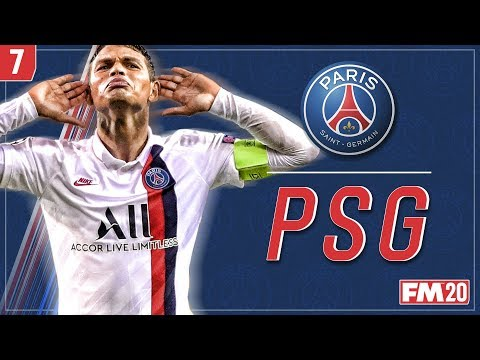 SHOCK OF THE SEASON! FOOTBALL MANAGER 2020 - Paris Saint Germain #7