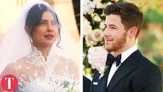 Moments You Didn't See From Nick Jonas And Priyanka Chopra's Wedding (Behind The Scenes)