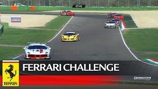 Ferrari Challenge Europe – Imola 2017, Trofeo Pirelli Race 2