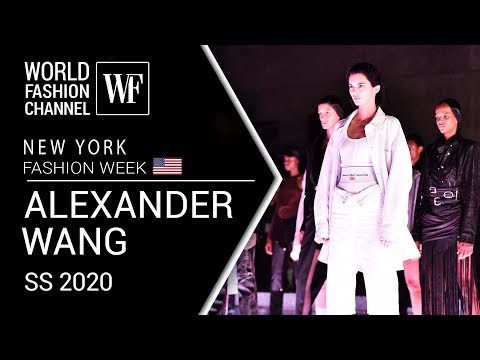 Alexander Wang | New York Fashion week | Spring-summer 2020