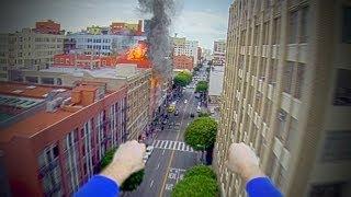 Какво щеше да вижда Супермен, ако наистина имаше камера на главата!!!