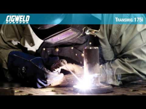 CIGWELD Transmig 175i 3in1 Multi-Process Welding Inverter.mp4