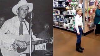 Walmart Yodeling Boy V.S Original Song