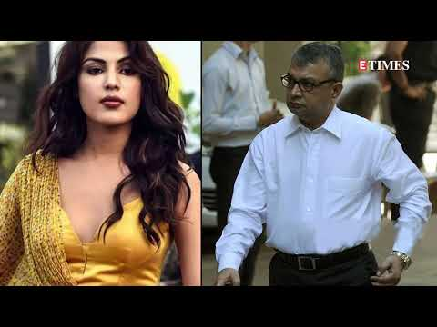 Will take legal action against people who defamed Rhea Chakraborty; Advocate Sathish Manishinde