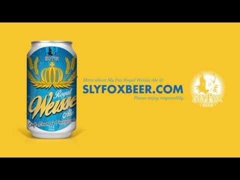 Baixar Sly Fox Brewing Company's ROYAL WEISSE ALE