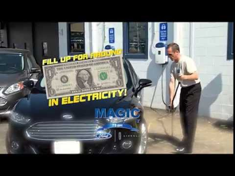 Magic City Ford - Go Green