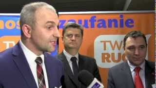 Briefing Twojego Ruchu w Olsztynie, przed debatą o Samorządach