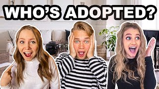 Can You GUESS who's ADOPTED?? | Not Enough Nelsons