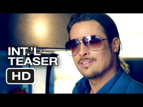 The Counselor Official International Teaser Trailer #1 (2013) - Brad Pitt Movie HD