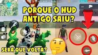 HUD ANTIGO VOLTA? SKINS DO MODO CONFRONTO DE VOLTA FREE FIRE