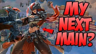 WHO SHOULD MY NEXT MAIN BE? HELP ME DECIDE! - GrandMasters Ranked Duel - SMITE
