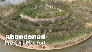 Exploring The Ruins of This Forgotten Military Fort