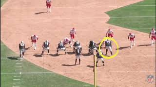 Trent Brown coming back stronger to help anchor the Raider O-line