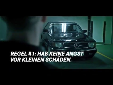 MERCEDES TVC  - 'Slowest car chase'