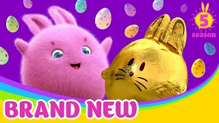 SUNNY BUNNIES - Chocolate Bunnies | BRAND NEW EPISODE | Season 5 | Cartoons for Children