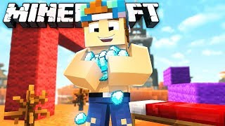 I HAVE TOO MANY DIAMONDS!? | Minecraft Bed Wars