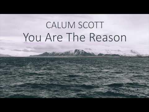 Calum Scott - You Are The Reason (LYRICS)