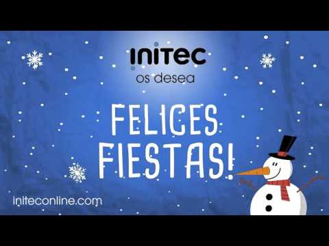 Felices Fiestas - INITEC 2015
