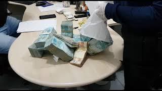 PF e Receita Federal prendem pai e filho pelos crimes de evasão de divisas e lavagem de dinheiro