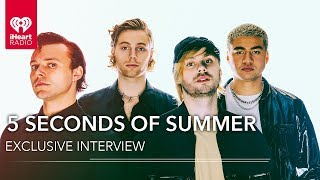 "5 Seconds Of Summer Talk New Single ""Easier"" + More! 