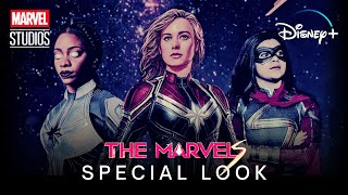 Marvel Studios' CAPTAIN MARVEL 2 / THE MARVELS (2022) | Teaser Trailer | Disney+