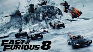 The Fate of the Furious - All Best Scenes