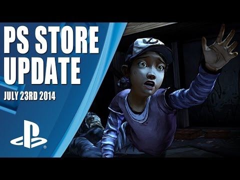 PlayStation Store Highlights - 23rd July 2014