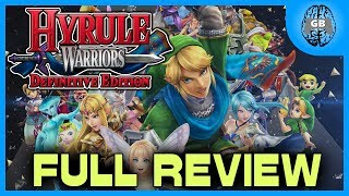 Hyrule Warriors: Definitive Edition - Full Review   No Stone Left Unturned (Switch)