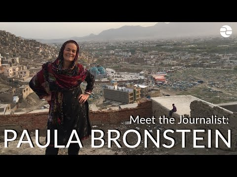 Meet the Journalist: Paula Bronstein