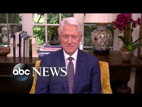 Ruth Bader Ginsburg represented what 'is best about America': Bill Clinton   ABC News