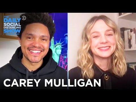"Carey Mulligan - ""Promising Young Woman"" & The Comedy in Tragedy 