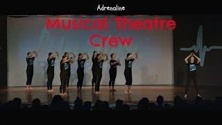 ADRENALINE MUSICAL THEATRE CREW - Choreo by Caroline Lewis-Jones