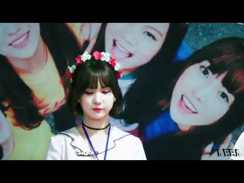 [160807] 벌레 때문에 놀라서 우는 은하 -The 1st Album `LOL` 인천 팬싸인회