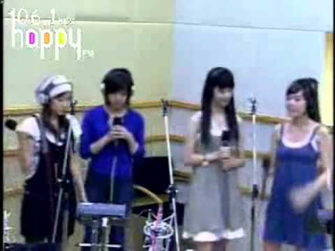 [20070827] SNSD - Into The New World