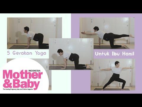 5 Gerakan Yoga untuk Ibu Hamil