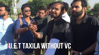 UET Taxila issues | without vice chancellor | THE ROUND | Hindi/Urdu