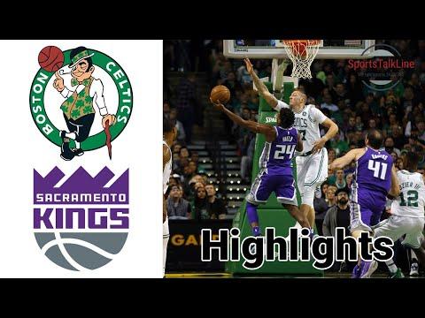 Celtics vs Kings HIGHLIGHTS Full Game   NBA February 2