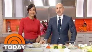 Padma Lakshmi Of 'Top Chef' Shares Spiced Crab Cakes Recipe | TODAY