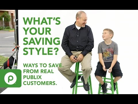 Save more at Publix with BOGOS!