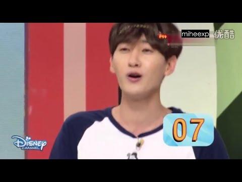 [ENG SUB] Mickey Mouse Club - Eunhyuk Breaking Leeteuk Record?