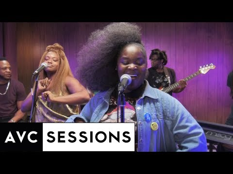 Watch the full Tank and the Bangas AVC Session and Interview