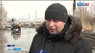 Омские коммунальщики перешли на усиленный режим работы