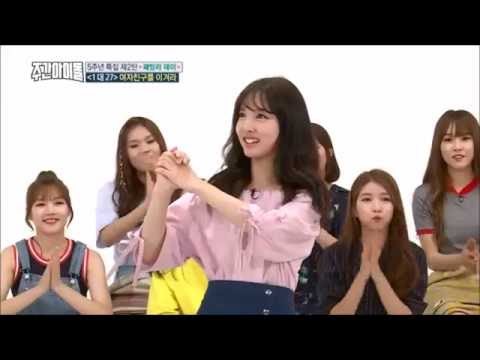 GFRIEND NAVILLERA 2X DANCE VS TWICE CHEER UP 2X DANCE